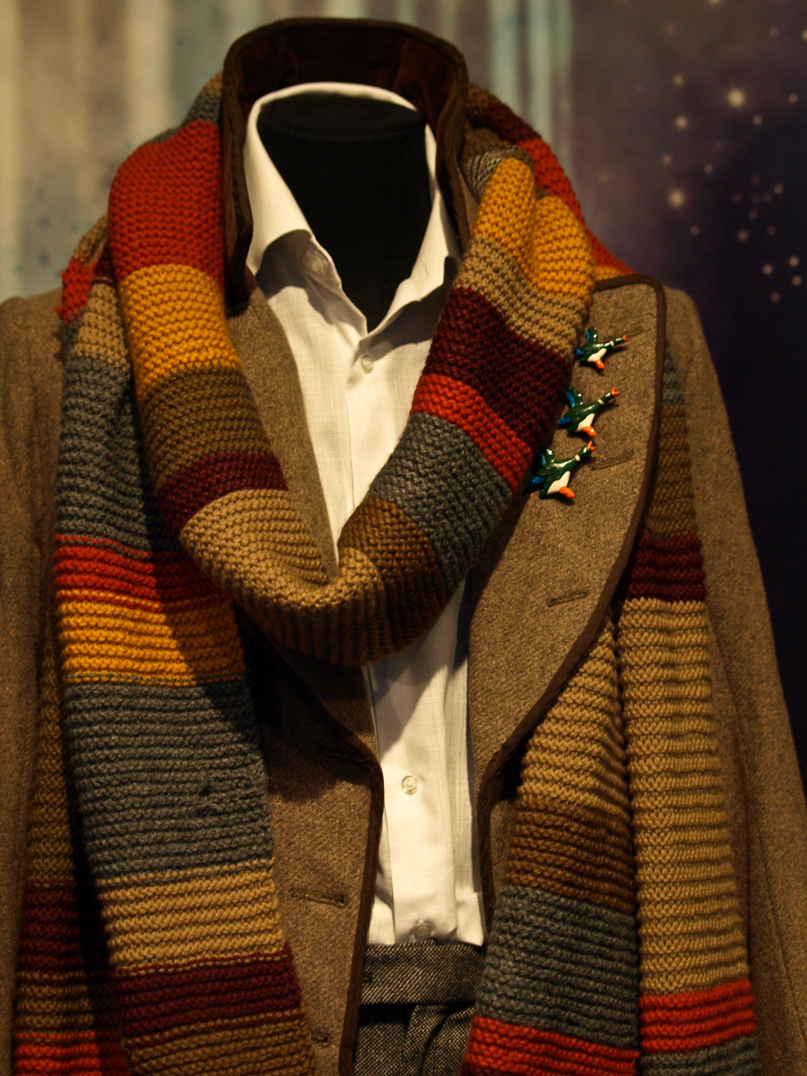 Fourth Doctoru0027s Outfit & Capt Mondou0027s Photo Blog » Blog Archive » Fourth Doctoru0027s Outfit